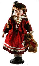 Кукла коллекционная Каролина (15820)