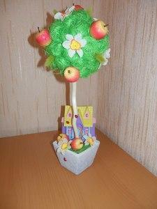 """Топиарий """"Яблочное дерево"""""""
