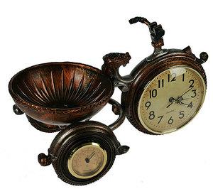 """Часы-термометр """"Велосипед"""" настольные (28504)"""