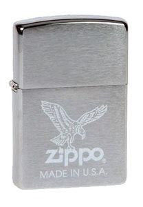 """Зажигалка Zippo """"Eagle"""" (852.960)  (200Eagle)"""
