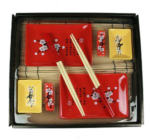 Набор для суши на 2 персоны  (13810)