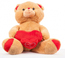 """Большой плюшевый медведь """"Леамо""""  (222143)"""