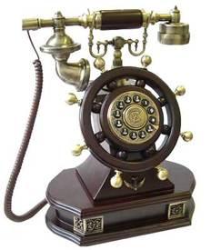 """Телефон-ретро """"Штурвал (36057)"""