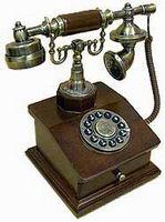 Телефон ретр (36003)