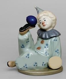 """Фигурка """"Клоун с шариками"""" (Pavone (104601)"""