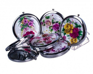 """Зеркало """"Цветы""""(22322)"""