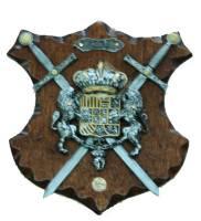"Коллаж ""Рыцарские трофеи (31713)"