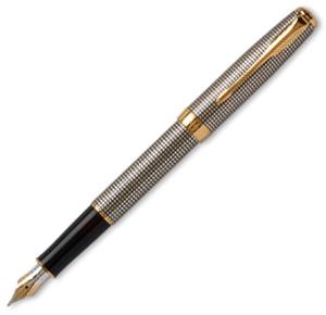 """Перьевая ручка Parker """"Sonnet Cisele"""" GT F (S0808140)"""