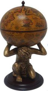 Глобус-бар напольный (47084)