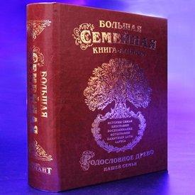 Большая семейная книга (1026га)