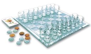 Набор игр: шахматы, шашки, карты (2124р)