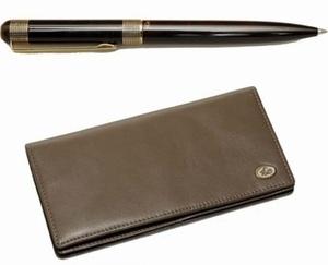 Набор Gilford: ручка+портмоне (2409)