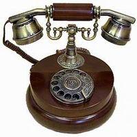 Телефон ретр (36001)