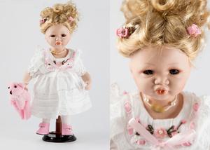 """Кукла  """"Полина"""" (15979)"""