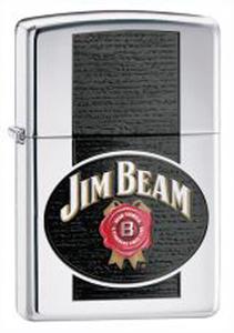 "Зажигалка ""Jim Beam"" ZIPPO (28071Jim Beam)"