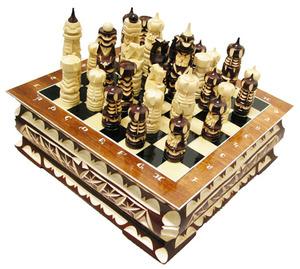 Шахматы резные (AP-06.03.014)