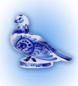 Голубь малый (НХПSG0001-08)