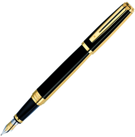 Перьевая ручка Waterman Exception Night&Day Gold G (S0636880)