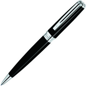 Шариковая ручка Waterman Exception Slim Black S (S0637040)