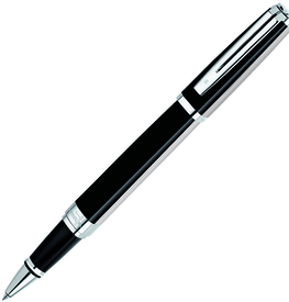 Роллерная ручка Waterman Exception Night&Day Platinum S (S0709170)