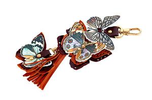 Брелок для ключей с художественной росписью (040-11-02)