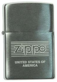 """(852.999)  Зажигалка """"Zippo"""" (уп.1/1шт.)"""
