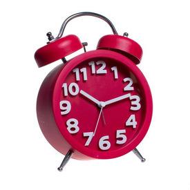 Часы - будильник (цвета в ассорт.) (20874)