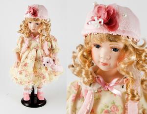 """Кукла """"Лика"""" (15980)"""
