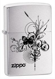 Зажигалка ZIPPO Butterfly (24800)