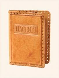 Обложка для паспорта (009-07-02)