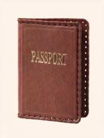 Обложка для паспорта (009-07-03)