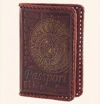 Обложка для паспорта (009-07-05)