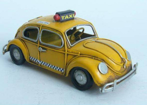 "Ретро автомобиль такси ""VW Beetle"" (RD-1204-A-4896)"