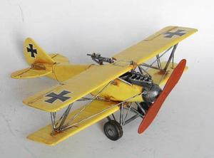 "Модель самолета ""Abatros DIII"" 1917 г (RD-1204-E-3151)"