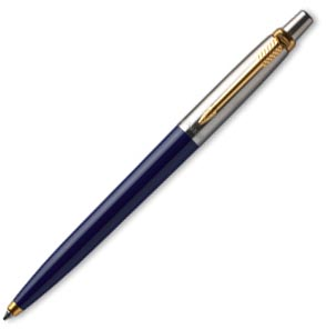 "Шариковая ручка Parker ""Jotter Special Blue"" GT B (R0394370)"