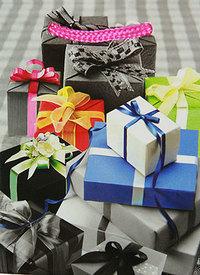 Пакет подарочный, 26*33 см (0045)