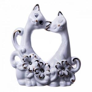 Кошки-пара белые (3229)