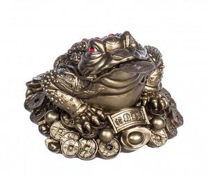 Жаба бронзовая (898)