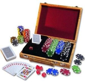 Набор для покера в кейсе (75184)