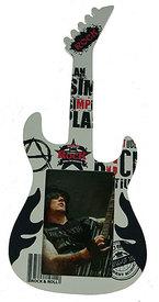 """Коллаж-фоторамка """"Рок-гитара (38704)"""