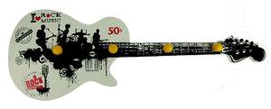"""Коллаж """"Рок-гитара"""" (38708)"""