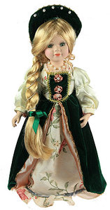 "Кукла ""Мария"" (15932)"