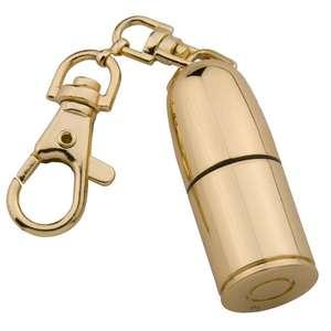 Флешка «Пуля», золотистая, 8 Г (4333.08)