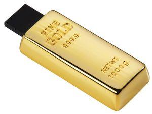 Флешка «Слиток золота», 8 Г (4610.08)