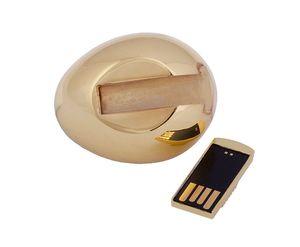 Флешка «Золотое яйцо», 8 Г (5517.08)
