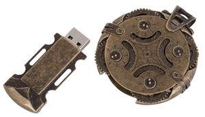 Флешка Cryptex Roundlock, 16 Г (6533.16)