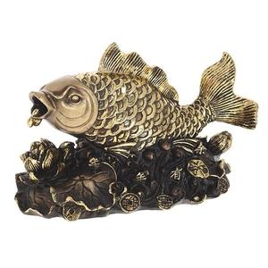 """Фигура """"Золотая рыбка' (123298)"""