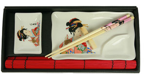 Набор для суши на 1 персону (13780)