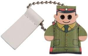 Флешка «Военный», 4 Г (6397.04)