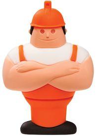 Флешка «Человек труда», оранжевая, 8 Г (4121.28)